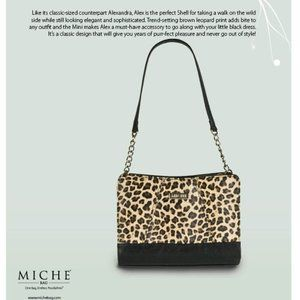 Miche Alex Petite Shell only